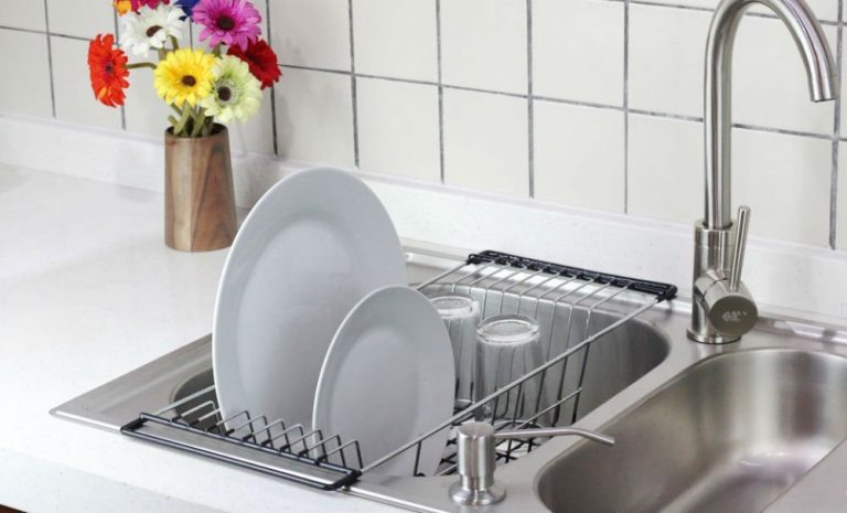 Over the Sink Dish Drain